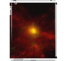 Gas Halo (Fire) iPad Case/Skin