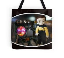 Atomic Android Tote Bag