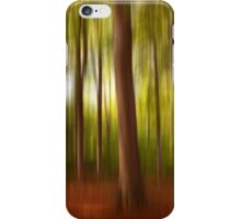 Autumn. Trees iPhone Case/Skin