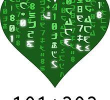 Matrix Love by cubiq