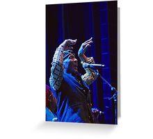 Jimmy Cliff  fz 1000 Olao-Olavia by Okaio Créations  c1 (h)  Greeting Card