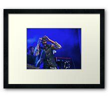 Jimmy Cliff  fz 1000 Olao-Olavia by Okaio Créations  c2 (t)  Framed Print