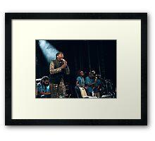Jimmy Cliff  fz 1000 Olao-Olavia by Okaio Créations  c3 (t)  Framed Print