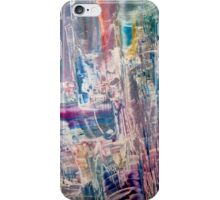 Divination towers in dream state iPhone Case/Skin