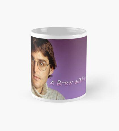 A Brew with Lou Mug