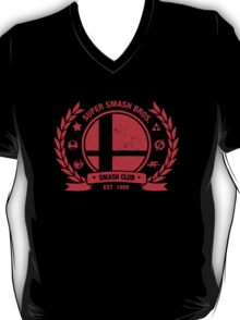 Smash Club (Red) T-Shirt