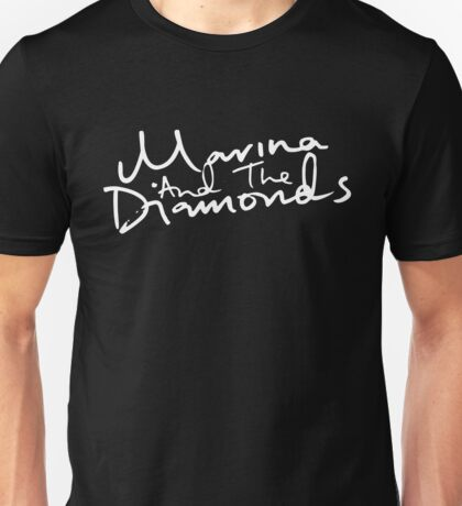 MARINA AND THE DIAMONDS (Froot Logo) Unisex T-Shirt