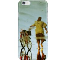 Living in a Simulated Reality iPhone Case/Skin