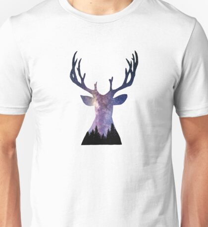 Stags forests Unisex T-Shirt