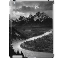 Ansel Adams - Grand Tetons and Snake River iPad Case/Skin