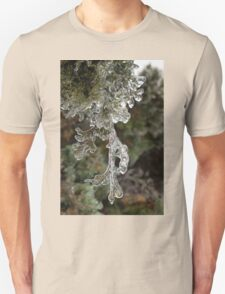 Mother Nature's Christmas Decorations - Cypress Branches T-Shirt