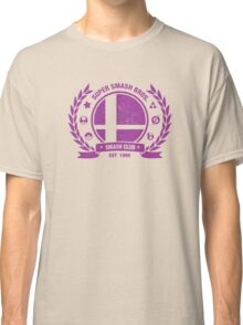 Smash Club Ver. 3 (Purple) Classic T-Shirt