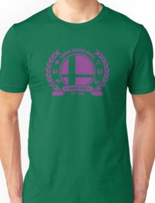 Smash Club Ver. 3 (Purple) Unisex T-Shirt