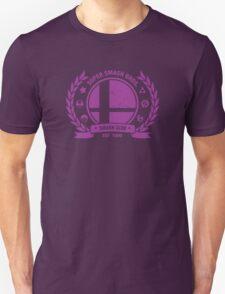 Smash Club Ver. 3 (Purple) Unisex T-Shirt