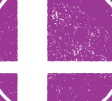 Smash Club Ver. 3 (Purple) Sticker