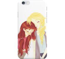 Sleepy Sisters iPhone Case/Skin