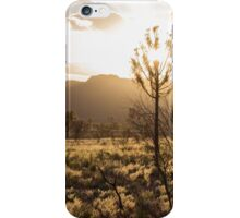 A Golden Morning iPhone Case/Skin