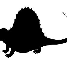 Spinosaurus Silhouette by kwg2200