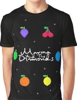FROOT CIRCLE (MARINA AND THE DIAMONDS) Graphic T-Shirt