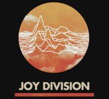 JOY DIVISION MOON by JDIB