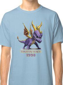 Spyro The Dragon Toastin' Classic T-Shirt