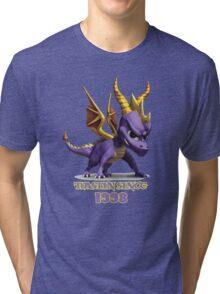 Spyro The Dragon Toastin' Tri-blend T-Shirt