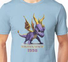 Spyro The Dragon Toastin' Unisex T-Shirt