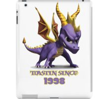 Spyro The Dragon Toastin' iPad Case/Skin