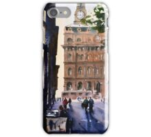 Morning Rush iPhone Case/Skin