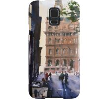 Morning Rush Samsung Galaxy Case/Skin