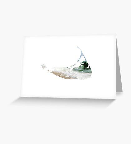 nantucket mass Greeting Card
