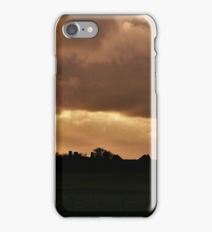 Chapel Under The Guns - Flimston. iPhone Case/Skin
