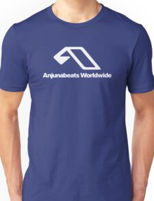 World Wide Beats Record of Anjuna Unisex T-Shirt