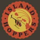 Island Hoppers /orange by derP