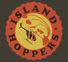 Island Hoppers /orange by derP