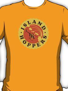 Island Hoppers /yellow T-Shirt