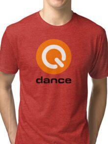 Dance Beat Edm Music Tri-blend T-Shirt