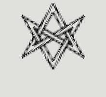 Unicursal hexagram, magical symbol, magick, ritual, spell Unisex T-Shirt