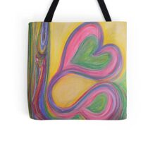 Grounded Heart Tote Bag