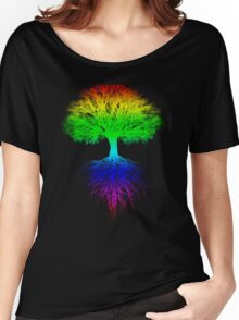 Sunshine, Lollypops and Rainbows Women's Relaxed Fit T-Shirt