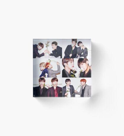 BTS Acrylic Block