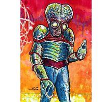 Metaluna Mutant  Photographic Print