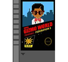 Super Gizmo World 1.5 FED3 Photographic Print