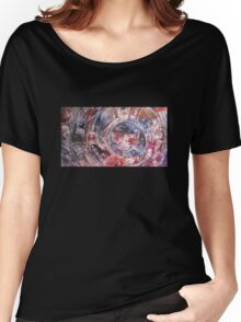 Portal to theory of new awakening Women's Relaxed Fit T-Shirt
