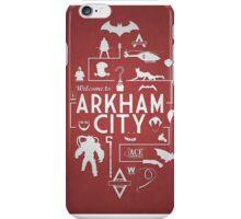 Arkham City iPhone Case/Skin