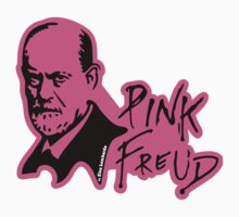 PINK FREUD PSYCHOANALYSIS by labelia