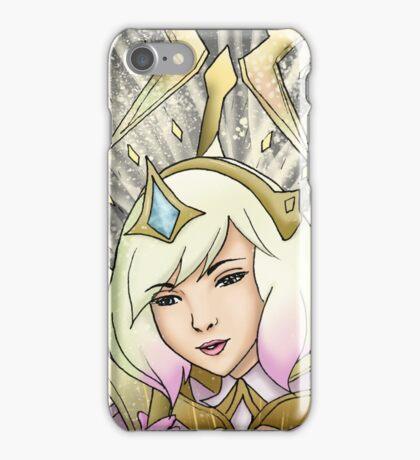 Elementalist Lux Light Art iPhone Case/Skin