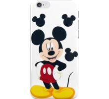 Mickey Mouse love  iPhone Case/Skin