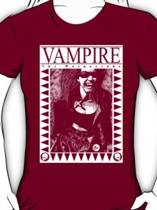 Retro Vampire: The Masquerade T-Shirt