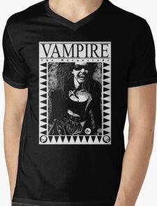 Retro Vampire: The Masquerade Mens V-Neck T-Shirt